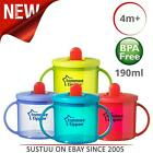 Tommee Tippee Essentials First Cup Baby's Drinking Beaker Spout Mug 190ml 