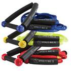 HYPERLITE SURF ROPE/HANDLE -- COLOR:RED/BLUE/YELLOW -- SIZE -- 25' -- BRAND NEW!
