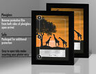 Americanflat Black Picture Frame- 6 Pack- Available in 4x6, 5x7, 8x10