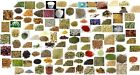 Apothecary Herbs SAMPLE Dried Herbs Wicca Chakra Reiki Healing 103 Choices(Read)
