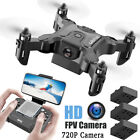 4DRC-V2 Mini Drone With/Without HD Camera Hight Hold Mode RC Quadcopter RTF WiFi