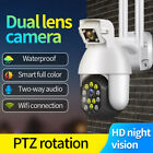 Wireless IP Camera Wifi 1080P Security Outdoor Night Vision PTZ CCTV Monitoring