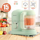 Multifunction Baby Food Cooking Maker Steamer Mixing Grinder Blenders