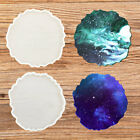 Agate Coaster Resin Casting Diy Mold Silicone Jewelry Making Epoxy Mould Craft