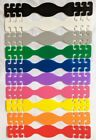 """10 Ear Saver FACE MASK Extender Straps 6"""" Any Color/Combo EAR RELIEF Made in USA"""