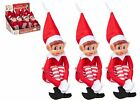 Naughty Christmas Elves Behavin Badly Elf Boy & Girl On the Shelf Multi Pack