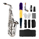 Professional Alto Eb Saxophone Sax E Flat w/ Case Mouthpiece & Accessories Kits
