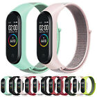 Replaceable Nylon Bracelet For Xiaomi Mi Band 5 3 4 Strap Nylon silicone Sport