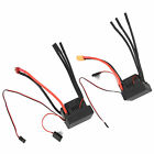80a Waterproof Brushless Esc Electric Speed Controller Parts Set For 1/8 Rc Car