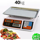 Scale Commercial up To 40k Balance Digital Trade Chromed Drums Rechargeable