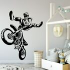 Motorcycle Wall Stickers Wall Decals Athletics Lover Home Decoration Accessories