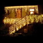 Curtain Icicle LED Lamp Xmas5M StringLightChristmasHoliday PartyGardenNew