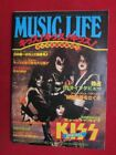 Music Life : KISS SPECIAL ISSUE ; Officially licenced by KISS/ AUCOIN Management