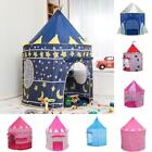 Children Kids Baby Portable Play Tent Fairy Girls Boys Playhouse Outdoor Indoor