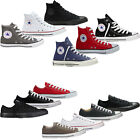 Converse Trainers Mens Womens High Low Tops Chuck Taylor All Star Canvas...