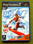 SSX 3 (Sony PlayStation 2, 2003, PAL, PS2, Game)