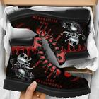 Jack Skellington Tbl Boots Female's Style Ladies Digital Print Autumn Fashion