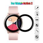 Films Soft Fibre Glass Screen Protector For Samsung Galaxy Watch Active 2