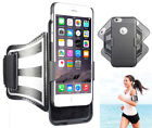 BLACK CASE COVER  ARMBAND STRAP COMBO ROTATING/REFLECTIVE FOR APPLE iPHONE