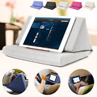 Foldable Pillow Tablet Read Holder Stand Foam Lap Rest Cushion Mount for iPad