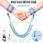 Child Kid Anti-lost Safety Leash Wrist Link Strap Rein Traction Rope 1.5/2/2.5