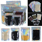 Foil Waterproof Standable Storage bags Packaging Bag Reclosable Pouches