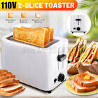 Classics 2 Slic Toaster Extra-Wide Slot Stainless Steel Sandwich Maker
