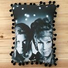 Bewitched Pillow, Samantha & Endora, Classic TV Pillow or Star Applique
