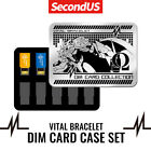 Bandai Digimon Digivice Vital Bracelet Dim Card case sets - SecondUS
