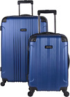 Kenneth Cole Reaction Out Of Bounds 2-Piece Lightweight Hardside 4-Wheel Spinner
