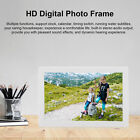 15.4in 16:9 HD Digital Photo Frame 1280x800 Support MP3/MP4/Image Playback Black