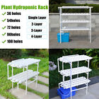 7 Styles Planting Hydroponic Grow Kit Ladder System Vegetable Tool Deep Water picture