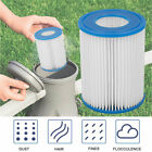 2x Filter Cartridge Type II Replacement Swimming Pool Pump Spa Filter Flowclear
