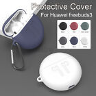 Wireless Earbud Silicone Protective Case For Huawei freebuds 3 bluetooth   ☆
