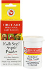 Stop Styptic Solution Miracle Care Kwik Powder Style .5 Ounce Pain Relieving NEW