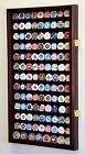 L Coin Poker Casino Chip Display Case Cabinet Wal lRack