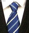 NEW Mens Necktie ZIPPER Zip Up Neck TIE Style Optional