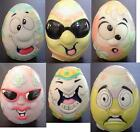 CRACK UP EGGS Sentiment Figurines with Sayings (CS11)