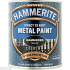 Hammerite Hammered Paint 250ml ALL COLOURS