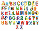 Toy Workshop JUNGLE Wooden Letters Alphabet Letter NEW