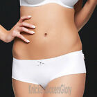 Freya Retro Basic Shorts/Knickers White NEW Select Size