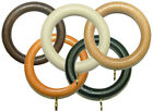 Wooden Curtain Pole Rings For 35mm Poles Buy Any Amount