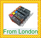 10 CHIPPED INK CARTRIDGES FOR CANON PIXMA MP620 MP630 MP640 PRINTER WITH CHIP