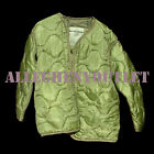 COLD WEATHER M65 FIELD JACKET COAT LINER OD Sizes XS,S,M,L,XL US Military VGC