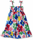 Mini Boden girls cotton flower print sun dress NEW age 2 - 3 summer
