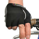 Sales New Cycling Bicycle half finger gloves 3D Design For Women Black