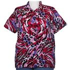 A Personal Touch Blouse Plus 14W/0X NWT Womens Shirt