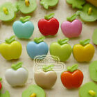 Assorted Fruit 20mm Plastic Buttons Sewing Scrapbooking Cardmaking Craft