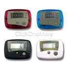 GTI - 2 Pcs Step Run Distance Calorie Walking Counter Digital Pocket Pedometer