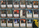 Dark Millennium Warhammer 40K CCG Hope's Twilight Uncommon Cards Part 1/2 (W40k)